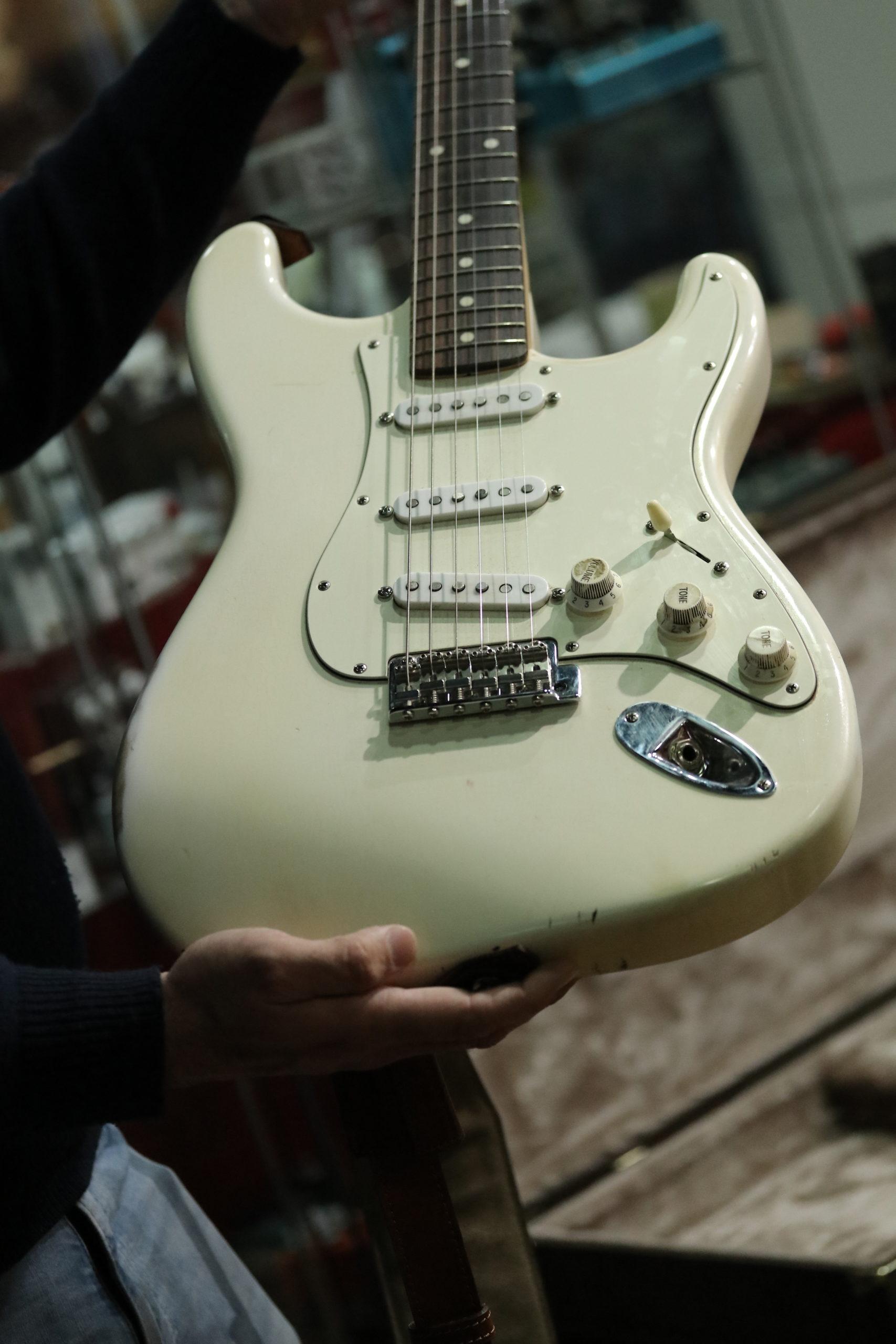 guitarra bullskull
