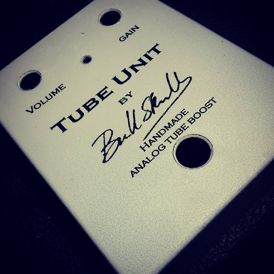 pedal de guitarra eléctrica